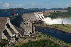 """""""El embalse de Guri. El embalse de agua más grande de Venezuela""""  vía Twitter @quijote48"""