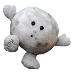 Plush Moon, $20, now featured on Fab.