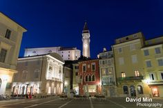 https://flic.kr/p/pPFLBX | Piran, Slovenia - Old Town @Blue Hour | Piran is probably the most beautiful of Slovenia's coastal towns, perched on a tiny piece of land jutting into the sea. It feels more like an Italian coastal town, without all the Italian tourists, and for good reason: Piran was part of the Venetian empire from the late 13th century to the end of the 18th century.   Piran is an extremely picturesque small Italianate city on the Adriatic coast of Slovenia. It is one of…