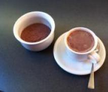 Weihnachtliches Schokoladenpulver zum Wärmen