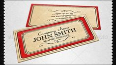 mind-blowing vintage business cards by LeoN in Retroterest. Read more: http://retroterest.com/pin/vintage-business-cards/