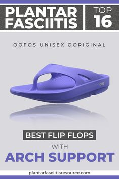 Here are the highest rated flip flops for plantar fasciitis. Vionic, Oofos and plenty more! These are specifically mentioned by consumers as the sandals with the best arch support. Plantar Fasciitis Support, Plantar Fasciitis Symptoms, Plantar Fasciitis Treatment, Plantar Fasciitis Shoes, Best Flip Flops, Flip Flop Shoes, Heel Pain, Foot Pain, Supportive Sandals
