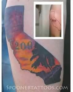 """California  tattoo hahahahahhahhahahaha """"209"""" dying over here. deffs getting this one"""