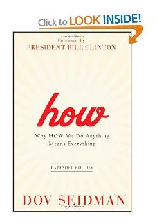 #21 on Amazon. How: Why How We Do Anything Means Everything. GET IT: amzn.to/zN0MXP #books
