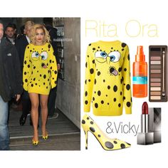 "Set on polyvore.com #35  ""Rita Ora #3"""