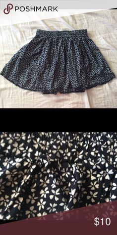 Like new Brandy Melville Skirt!! EXCELLENT condition Brandy skirt! One size *make an offer!!* Brandy Melville Skirts