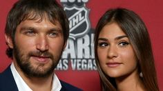 NHL star Ovechkin takes plunge marries Russian model