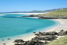 Luskentyre, Isle of Harris, Outer Hebrides, Scotland. Would love a trip to the Outer Hebrides. Need to do a bit of island hopping Most Beautiful Beaches, Beautiful Places, Places To Travel, Places To See, Isle Of Harris, Outer Hebrides, Scotland Travel, Scotland Beach, All Nature