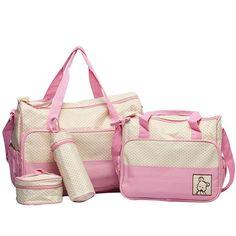 Diaper / Changing Bag 5 pcs Set