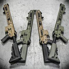 "Sometimes ya just feel like making a ""W"" for Warsport :) Badass @warsport LVOA's at @otbfirearms. #warsport #metalhead"