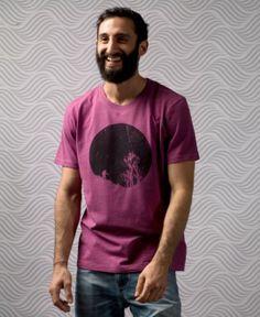 Romantic night t-shirt , fil noir inspired