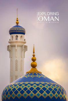 Oman | Explore Oman. credit: StudioBasel. see on Fb https://www.facebook.com/SinbadsOmanPocketGuide #Oman #fort #travel #myOman #TravelToOman #explore