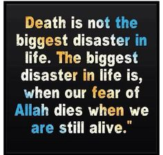 Islam...wow this says it all...my prayer is always towards all people especially the lost ones :) as long as you're alive their is still hope :D