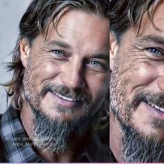 Vikings Travis Fimmel, Vikings Ragnar, Ragnar Lothbrok, Hello Gorgeous, Beautiful Men, A Good Man, The Man, Travis Alexander, Figure It Out