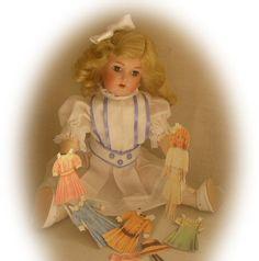 Daisy Doll LHJ, 1911