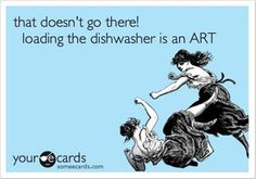 @Susan Caron Caron Hall! The dish washer master :)