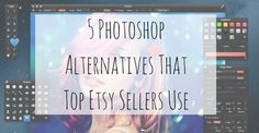 Are you looking for any free or affordable Photoshop alternatives? There are a lot of great Photoshop alternatives you can find online that are designed to e