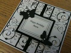 Personalised Handmade Birthday Card 18th 21st 30th 40th 50th 60th 70th