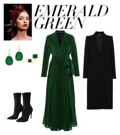 Designer Clothes, Shoes & Bags for Women Emerald Green, Alexander Mcqueen, Luxury, Polyvore, Stuff To Buy, Shopping, Collection, Design, Women