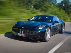 Fisker Karma. I'd like to roll in style, but still remain eco friendly :)