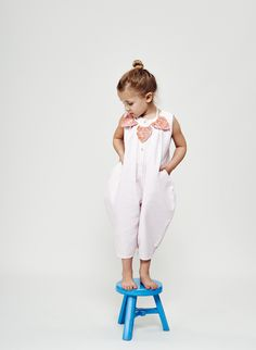 OVERALL OLA by macarons-fashion