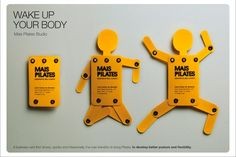 paper pilates - wake up your body