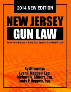 New Jersey Gun Law