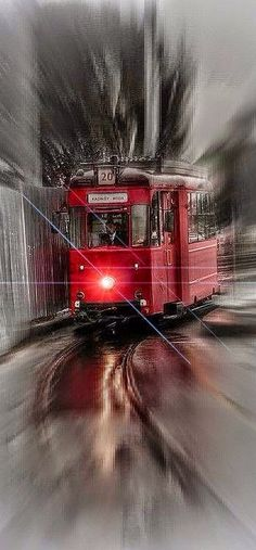 Color Me Street Car ~ Color splash red Black White Photos, Black And White Colour, Red Color, Color Pop, Splash Photography, Creative Photography, Black And White Photography, Color Splash Photo, Wow Art