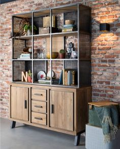 Furniture Plans, Custom Furniture, Buffet Hutch, Farm House Colors, Living Room Cabinets, New Room, Warm Colors, Bookcase, Laundry Rooms