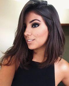 Estela Newbold - hair
