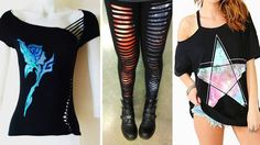 Top 10 DIY Ideas for Girls   DIY Clothes Life Hacks 2017
