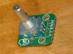 12mm Rotary Encoder Breakout
