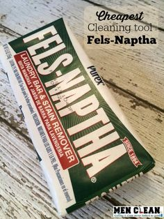 Fels-Naptha is one of the best and cheapest cleaning product out there, find out 10 different ways to use it.