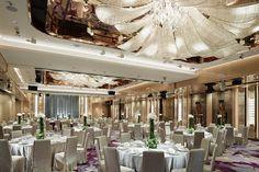 Royal Plaza Hotel, Hong Kong Plaza Hotel, Hotel Lobby, Halle, Hotel Party, Function Room, Hospitality Design, Restaurant Design, Interior Design Inspiration, Hotels