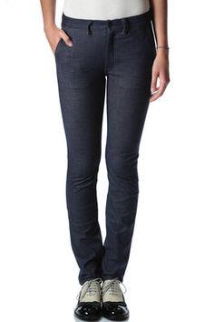 denim look trousers - COMME DES GARÇONS