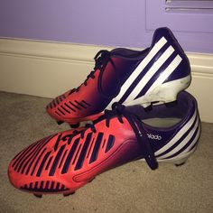 new concept a8264 26414 Adidas Predator Cleat Worn. Size 9.5. Adidas Shoes Athletic Shoes