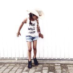 Little cowgirl ~ kids fashion