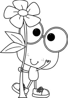 Frosch Malvorlagen - Animal Coloring Pages - Frog Coloring Pages, Coloring Pages For Grown Ups, Spring Coloring Pages, Free Adult Coloring Pages, Coloring Sheets For Kids, Flower Coloring Pages, Animal Coloring Pages, Free Printable Coloring Pages, Free Coloring