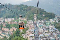 Looking for a Real Himalayan Shangri-La? Visit Sikkim, India: Gangtok