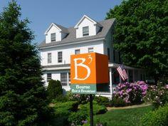 Featured Gay Friendly Accommodations: Bourne B&B, Ogunquit, Maine