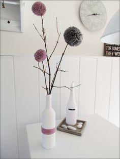 Meine rosarote Seite: A very little DIY