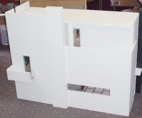 Mini Modern: The Discontinued Antrim Dollhouse (Thanks Megan and Melodie)