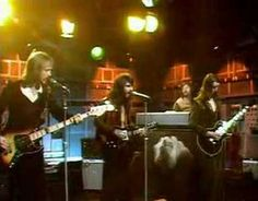 Horslips - Dearg Doom: These guys mixed folk music with somewhat heavier rock than a lot of the folk rockers from the 70s - this song has a brilliant guitar riff.
