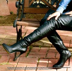 https://flic.kr/p/pfnznU | original booted ladies, rare amateur booted sexiness | in awe of the female in boots