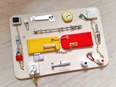 Busyboard. Smart busy board for your by BusyboardsMADEbyDAD