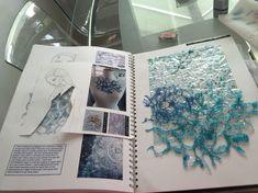 Fashion sketchbook textiles art portfolio 47 new Ideas A Level Art Sketchbook, Sketchbook Layout, Fashion Design Sketchbook, Fashion Design Portfolio, Sketchbook Pages, Sketchbook Ideas, Sketch Journal, Sketchbook Drawings, Doodle Drawings