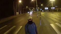 Poznań Bieg wieczorny 7km 5:38 20.03.2015