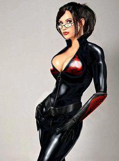 Baroness 2 by ChillyPlasma.deviantart.com on @deviantART