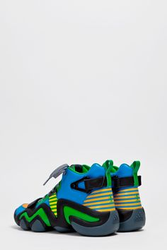 Adidas Originals x Opening Ceremony - Crazy 8 Tennis Blue   Green  38202c13e