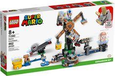 Lego Mario, Lego Super Mario, Mario Bros., Boutique Lego, Luigi, Construction Lego, Free Lego, Lego Figures, Starter Set